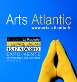 Arts Atlantic -Salon d'Art Contemporain La Rochelle
